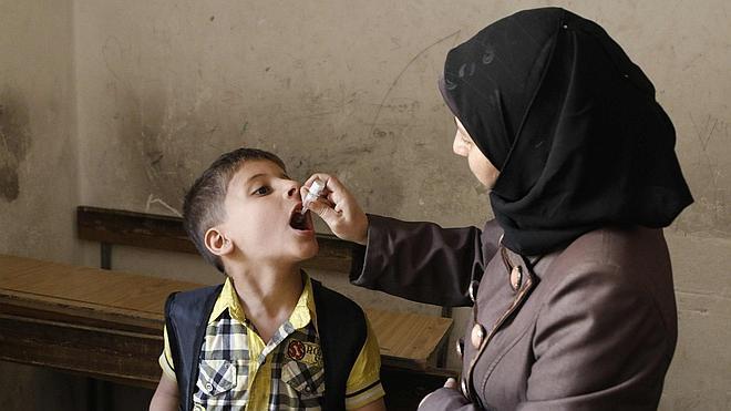 La OMS decreta una emergencia sanitaria por el aumento de casos de polio
