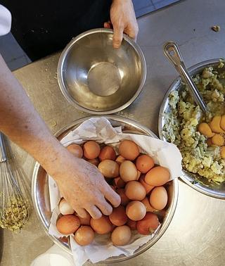 La introducción pautada del huevo, una solución para los alérgicos