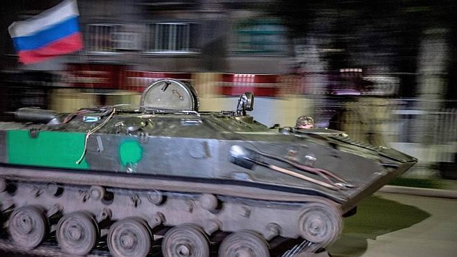 Rusia acusa a Kiev de usar el Ejército para abortar referendos separatistas