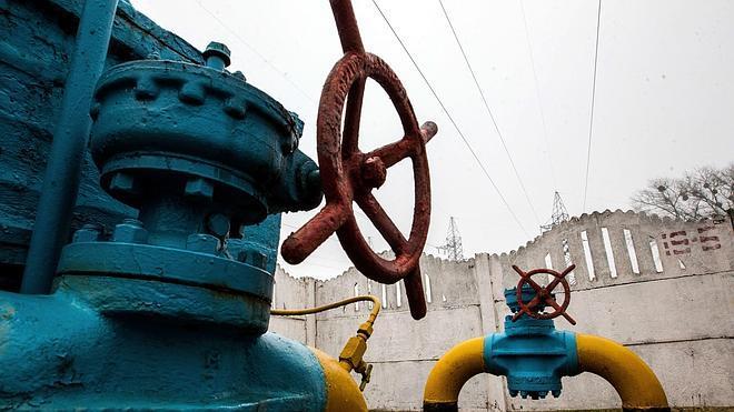 Gazprom exige a Kiev un adelanto de 1.660 millones de dólares por el gas