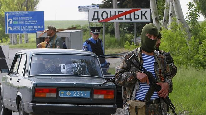 Los rebeldes de Donetsk dan un ultimátum a las tropas ucranianas en la región