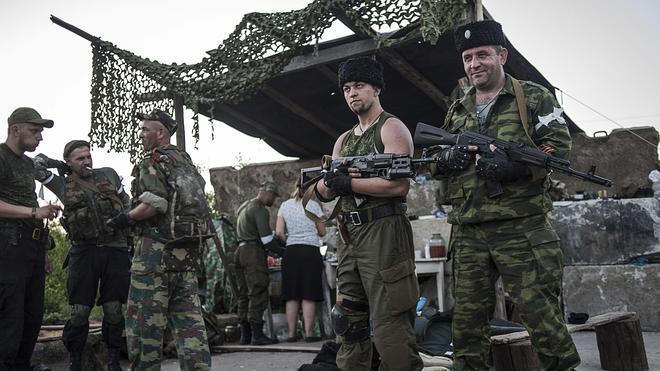 Las milicias separatistas amenazan con un ataque contra el Ejército ucraniano
