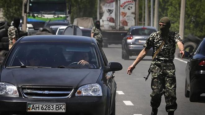Los prorrusos dicen haber matado o herido a 650 efectivos de Kiev