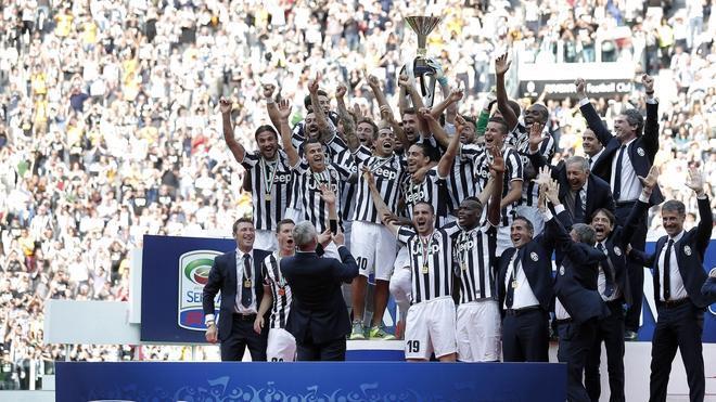 La Juventus pone el broche de oro y consigue los 102 puntos