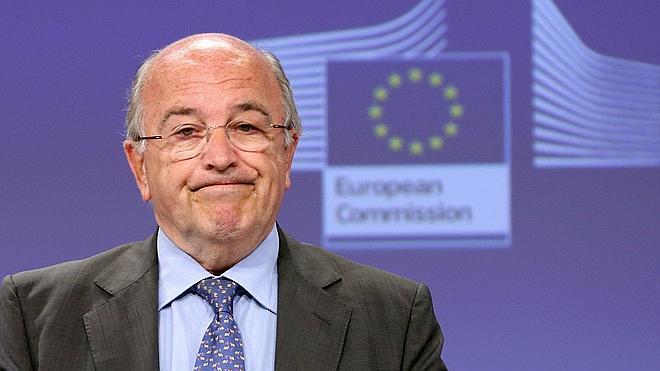Almunia desoye la petición de Francia y Alemania y espera cerrar el caso Google tras el verano