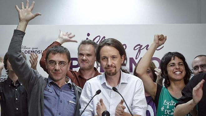 Pablo Iglesias: «No me veo como concejal o alcalde, no tengo formación»