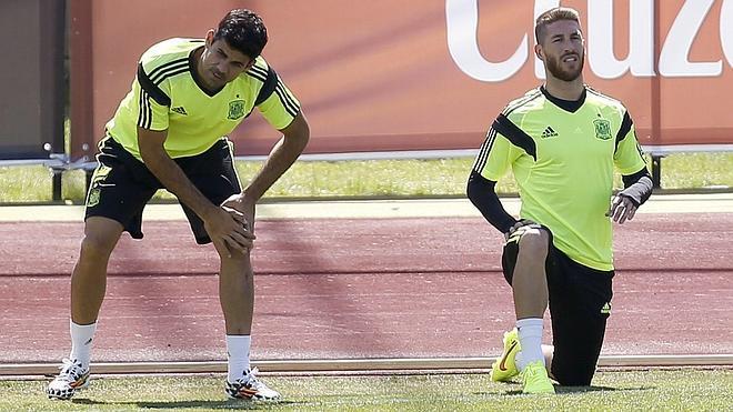 Ramos, volcado en la integración de Costa