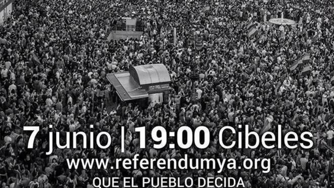 IU convoca una gran manifestación el sábado en Madrid para reclamar un referéndum entre Monarquía o República
