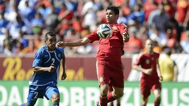 Costa reconoce que «puede» que se vaya al Chelsea