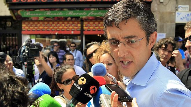 Madina: «La clave es que en el PSOE ganan fuerza los militantes»