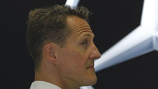 Schumacher sale del coma y abandona el hospital de Grenoble