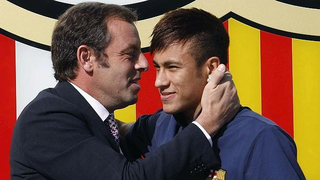 La Fiscalía pide citar al padre de Neymar como testigo