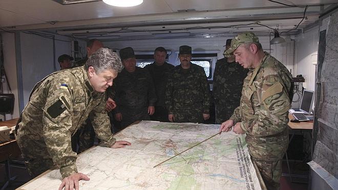 Putin pone en alerta de combate a las tropas en la parte central de Rusia