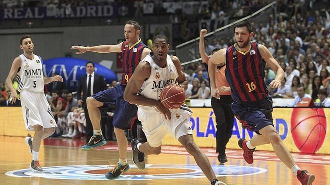 El Madrid se rehace
