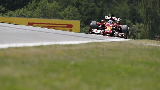 Alonso: «Ha sido la mejor carrera del año»