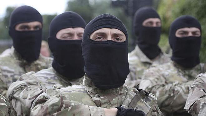 Los rebeldes prorrusos anuncian un alto de fuego hasta el 30 de junio