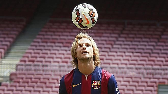 Un Barça en confusa reconstrucción presenta a Rakitic
