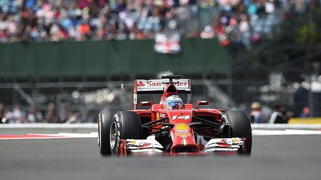 Alonso: «Éramos fruta madura para Vettel»