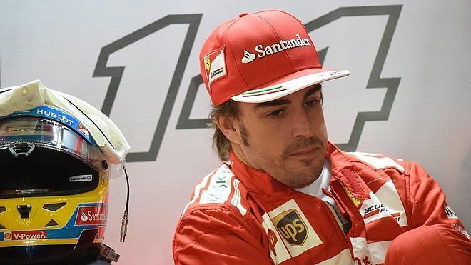 Fernando Alonso, el camionero de la Fórmula 1