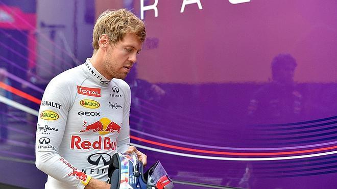 Vettel: «Siempre es difícil cuando luchas con Alonso»