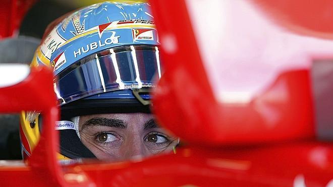 Alonso: «Nos gustaría pelear por el podio, pero es lo que toca»