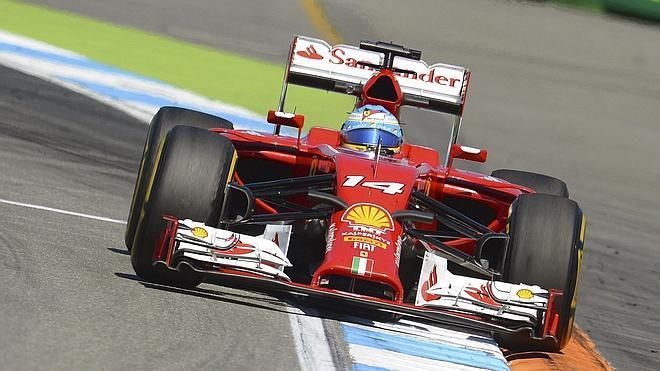 Fernando Alonso, el espartano