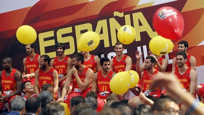 «España nos une...», por el reto del oro