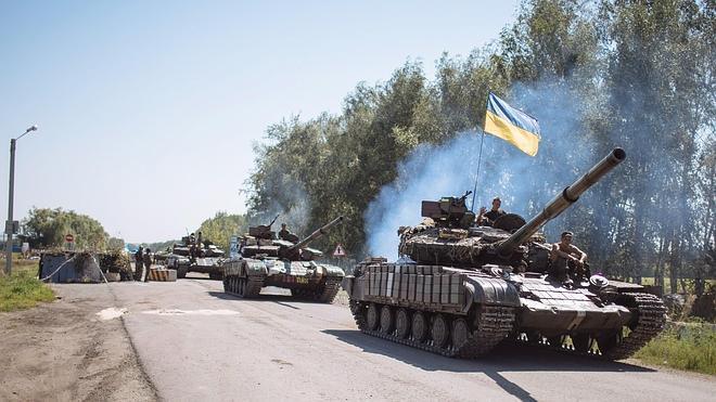 Kiev pide a población civil que abandone ciudades controladas por prorrusos