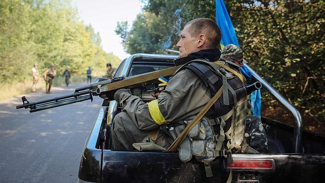 Ucrania pide a la población que abandone las ciudades rebeldes antes del ataque
