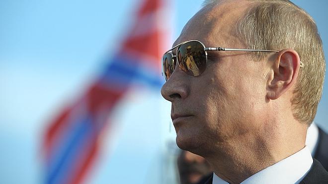 Putin comienza una visita de dos días a la península de Crimea