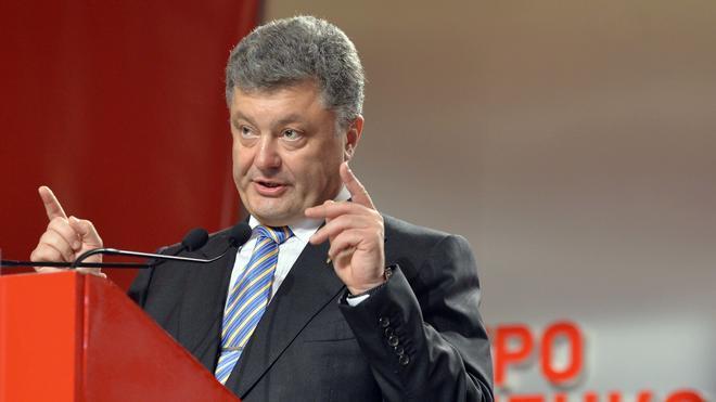 El Parlamento ucraniano da luz verde a la sanciones contra Rusia