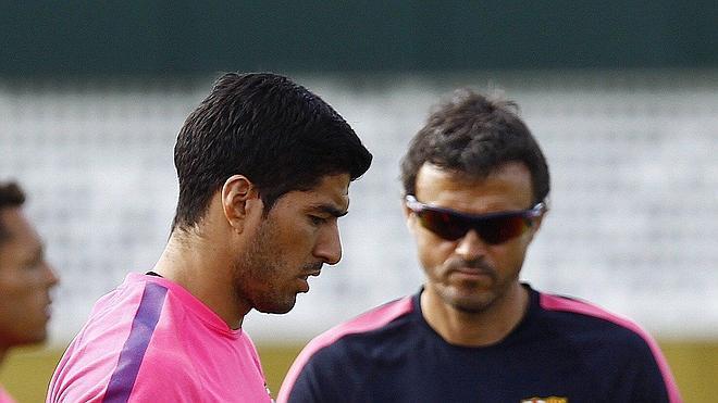 Luis Suárez: «Vuelvo a sentirme jugador de fútbol»