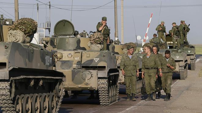 Los combates en Donetsk dejan once civiles muertos