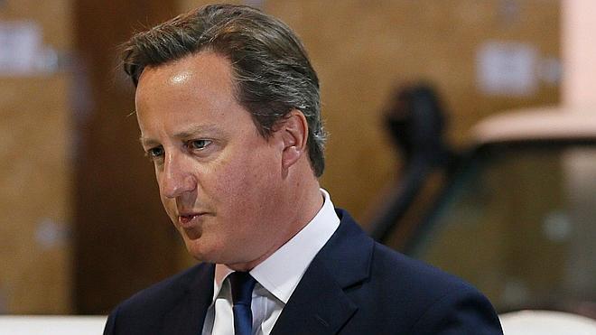 Cameron insiste en que Reino Unido no se implicará en otra guerra en Irak
