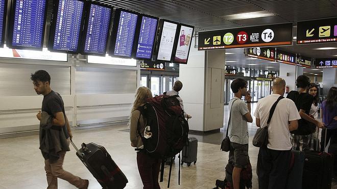 Móviles y tabletas con batería para poder viajar a EE UU