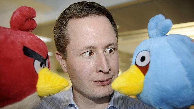 Los 'Angry bird' animarán a Finlandia