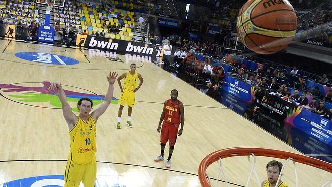 La FIBA investiga a Australia por perder ante Angola