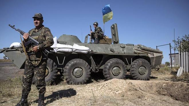 Poroshenko anuncia la liberación de 1.200 rehenes apresados por los rebeldes