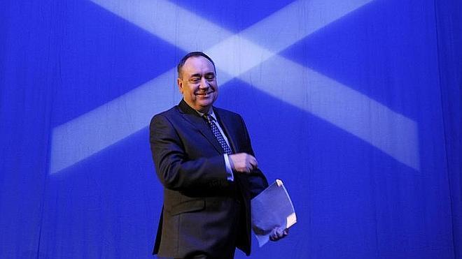 Salmond no ve «nada nuevo» en la propuesta de Brown