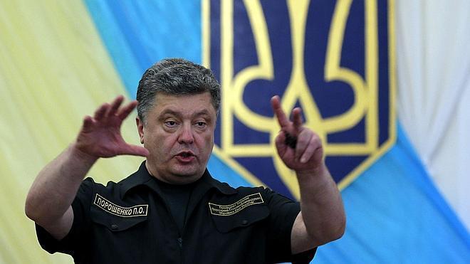 El Parlamento ucraniano aprueba tres años de autogobierno para zonas rebeldes