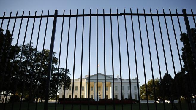 El intruso de la Casa Blanca tenía 800 cartuchos de munición en su coche