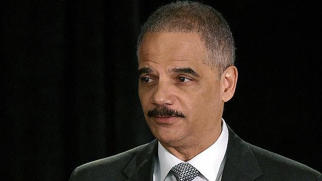 Obama anuncia la dimisión Eric Holder, fiscal general de EE UU