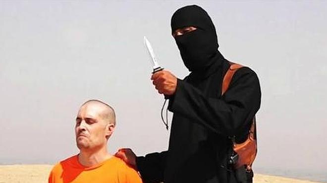 Retiran la foto de James Folley de una campaña sobre el Islam en EE UU