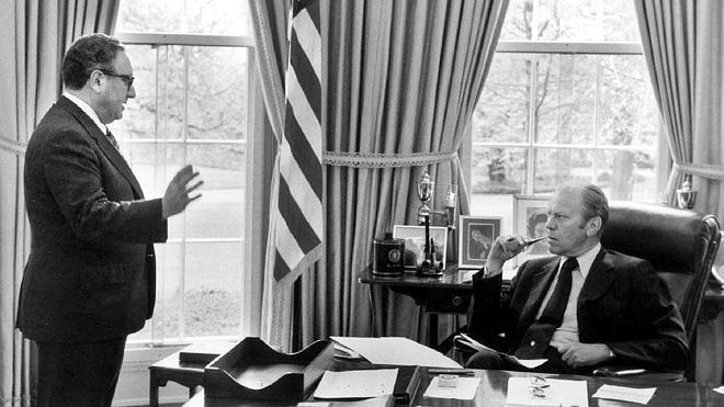 Kissinger consideró invadir y «aplastar» Cuba en 1976