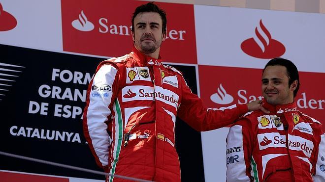 Massa: «Alonso hará todo lo posible para ir a Mercedes»