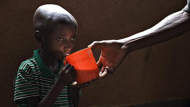 La malnutrición afecta ya a 2.000 millones de personas en todo el mundo
