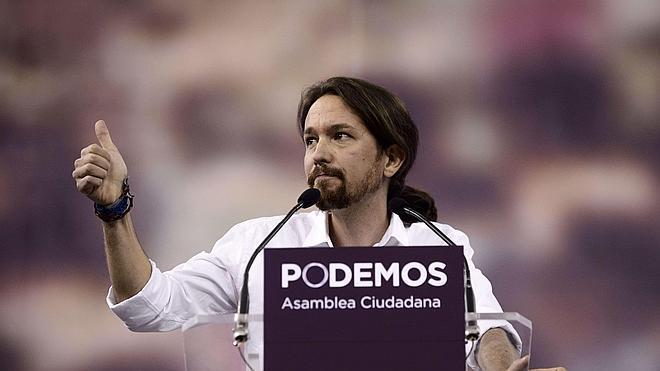 Pablo Iglesias: «Monedero es el mejor candidato a la alcaldía de Madrid»