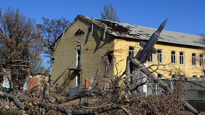 Al menos cuatro muertos en Donetsk por fuego de artillería