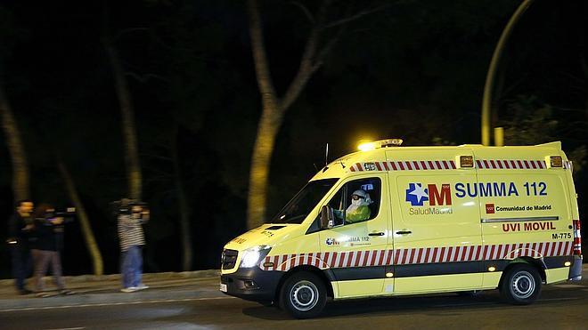 Emergencias se negó a mandar una ambulancia preparada para el ébola a casa de Romero