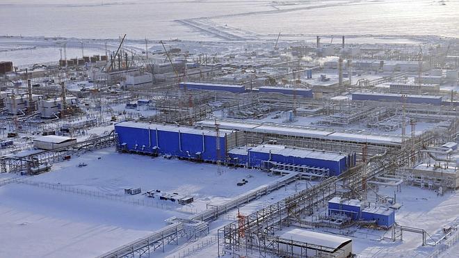Rusia, Ucrania y la UE alcanzan un acuerdo sobre el suministro de gas